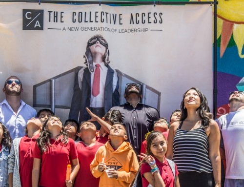 The Collective Access – Bringing Kids, Networking, Dreams…and Ice Cream Together